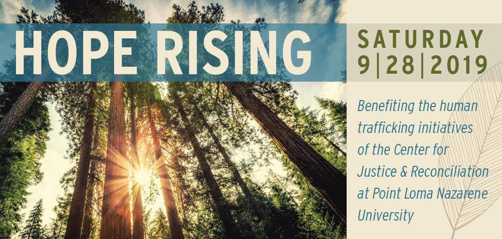 Hope Rising 2019 Banner